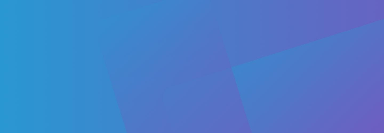 bandeau bleu varié